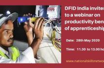 Webinar on productivity benefits of apprenticeships