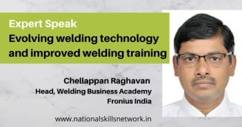 Expert speaks_ Evolving welding technology and improved welding training (1)