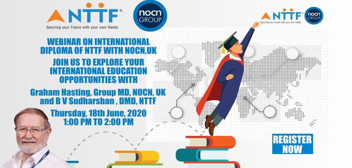 NTTF organizes free webinar