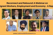 Reconnect and Rebound A Webinar on Migrant Workers Employment and Economy- A Report