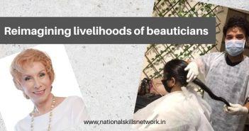 Towards reimagining livelihoods of beauticians