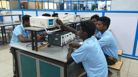 NTTF electrical and electronics practicals