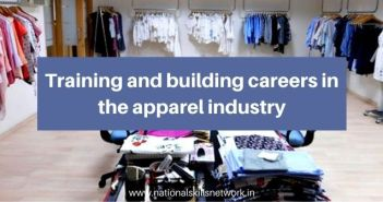 Training and building careers in the apparel industry