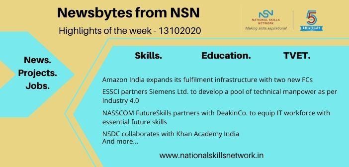 Skill development newsbytes