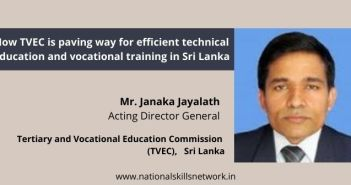 How TVEC is paving way for efficient technical education and vocational training in Sri Lanka