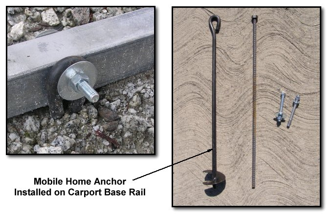 Awesome How To Anchor A Mobile Home Pictures Kaf Mobile