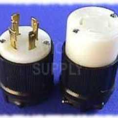 Nema 14 30 Plug Wiring Diagram Yamaha G1 Cooper Devices Twist Lock Plugs Connectors 30amp