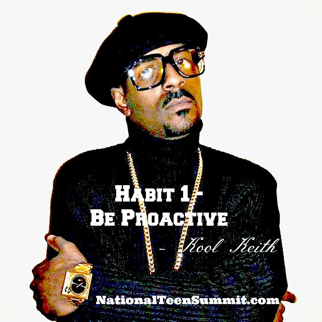 Be Proactive Habit 1