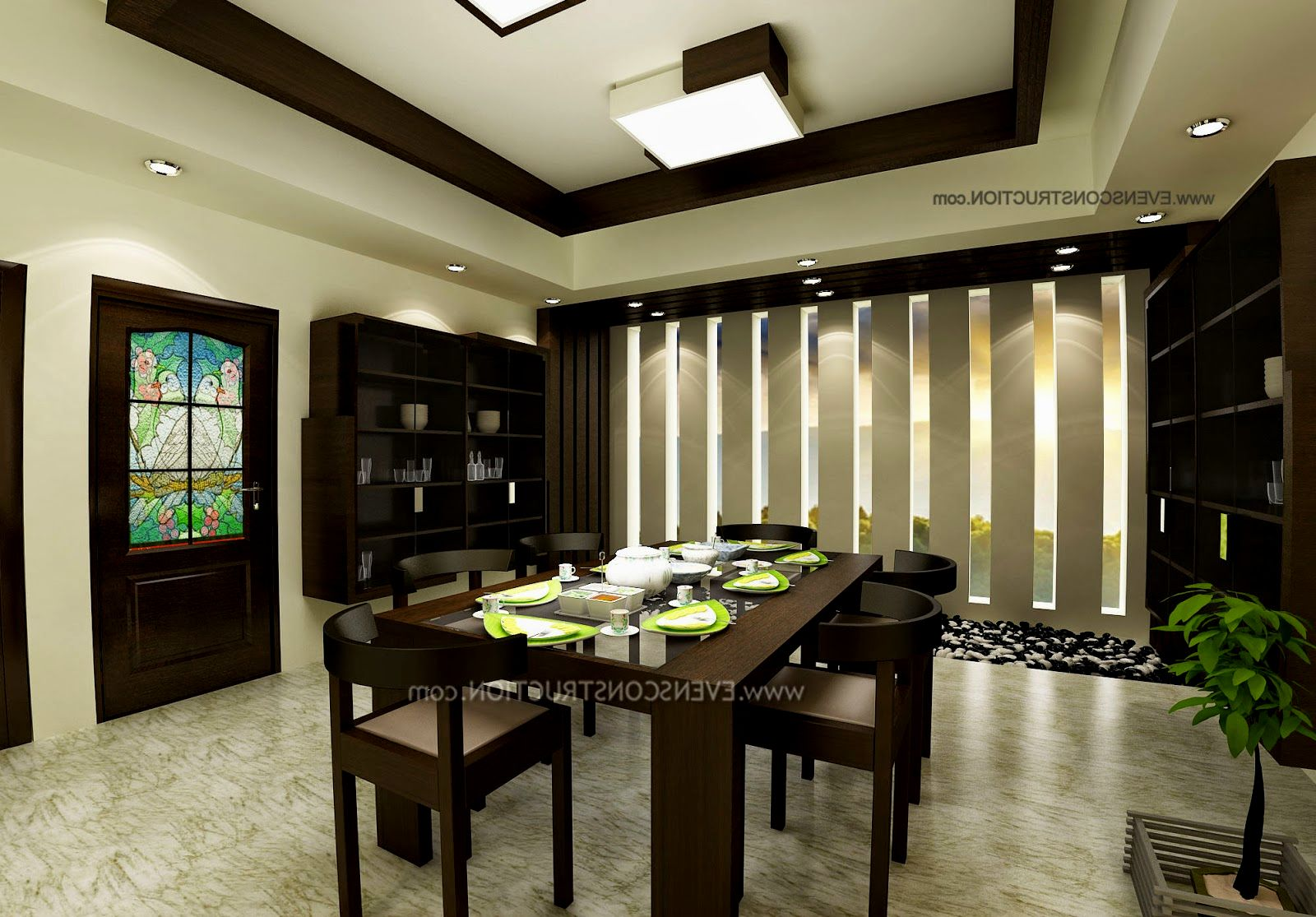 News for interior design for hall and dining room  Future