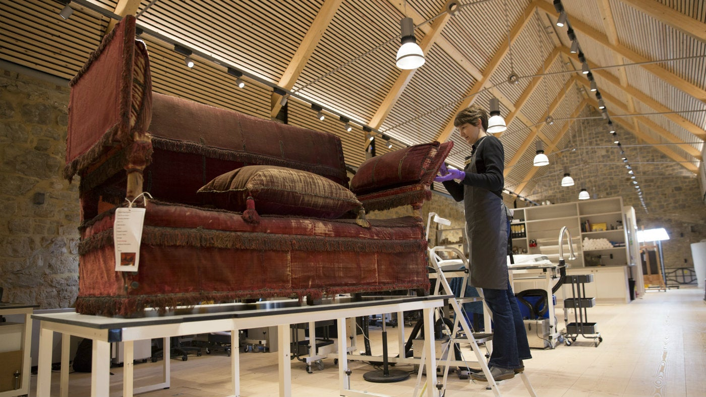 knole sofa modern beds los angeles knole's future secure as we open doors to new conservation ...