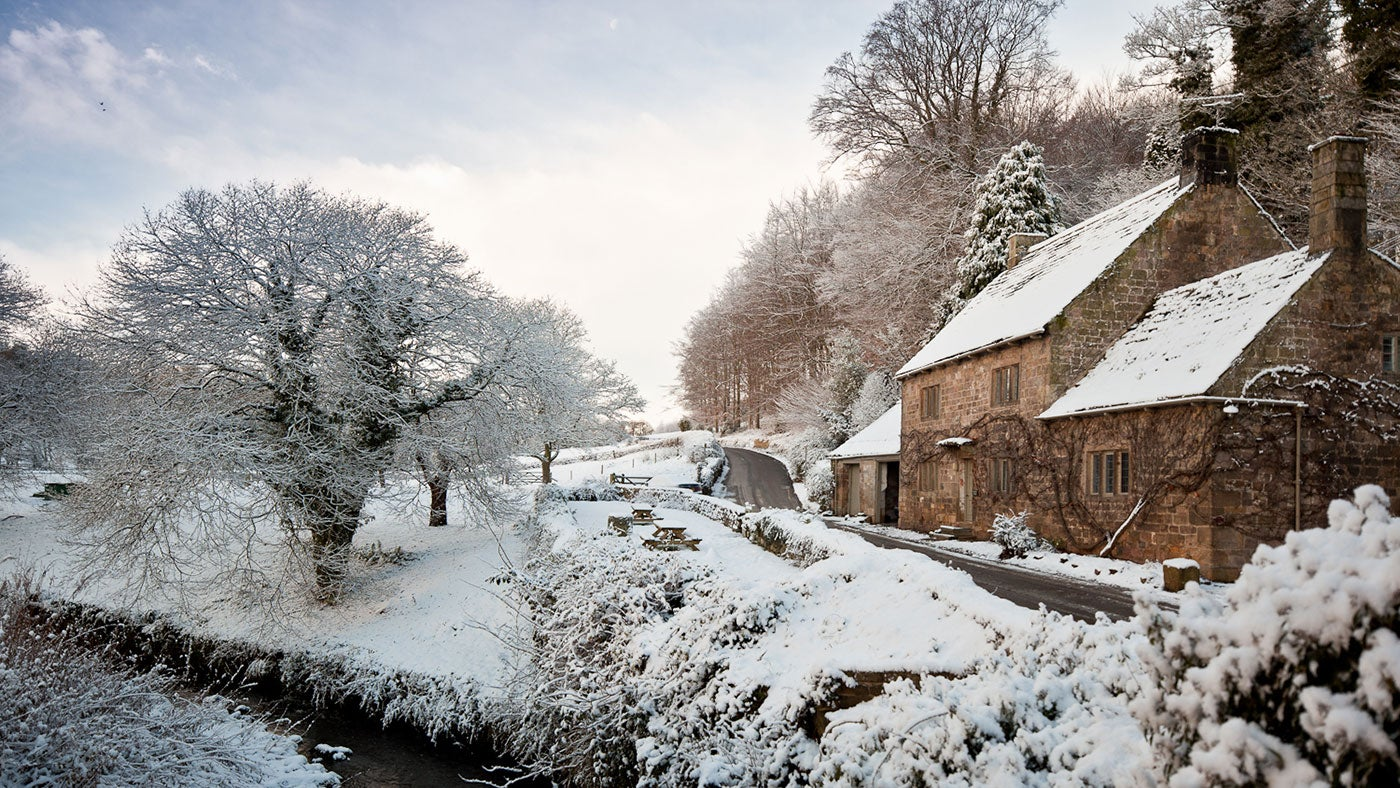Christmas And New Year Holiday Cottages National Trust