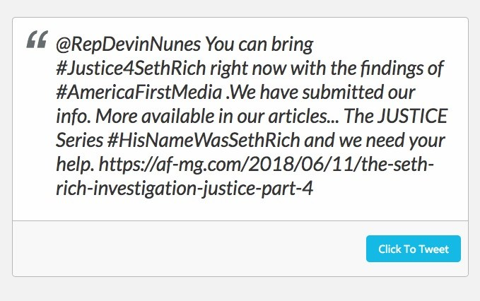 The Seth Rich Investigation – JUSTICE Part 4