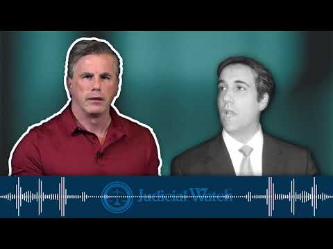 Tom Fitton on KKLA: Michael Cohen Hearing 'One Giant Abuse' of Civil Rights of President Trump