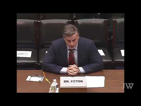 Tom Fitton Delivers Remarks on the Clinton Foundation & Uranium One Scandals (12/13/18)