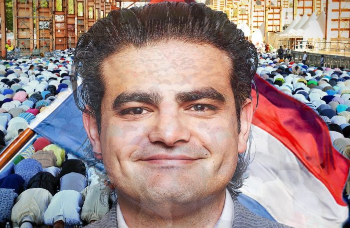 Muslim Party Leader in the Netherlands Tells Dutch to Leave Their Own Country if They Don't Like Diversity
