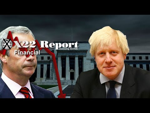 BREXIT Players Exposed, [CB] Control The Markets, Who Controls The Fed? -Ep 2347a