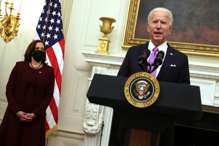 Biden LGBT Rights Order Charges Into Culture War
