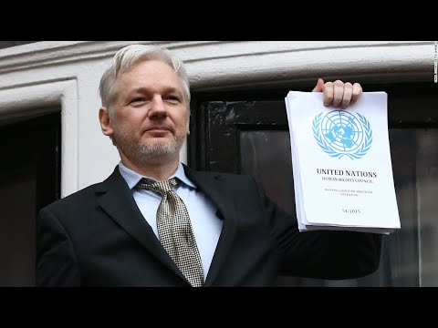 Trump to Pardon Julian Assange, Edward Snowden and 100 Other People