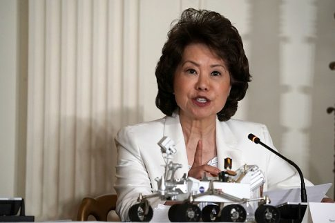 Inspector General Closes Ethics Probe Into Elaine Chao, Angering Dems