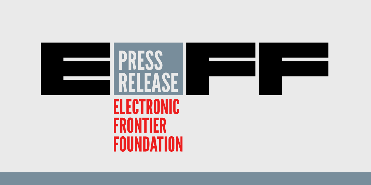 EFF Sues Proctorio on Behalf of Student It Falsely Accused of Copyright Infringement to Get Critical Tweets Taken Down
