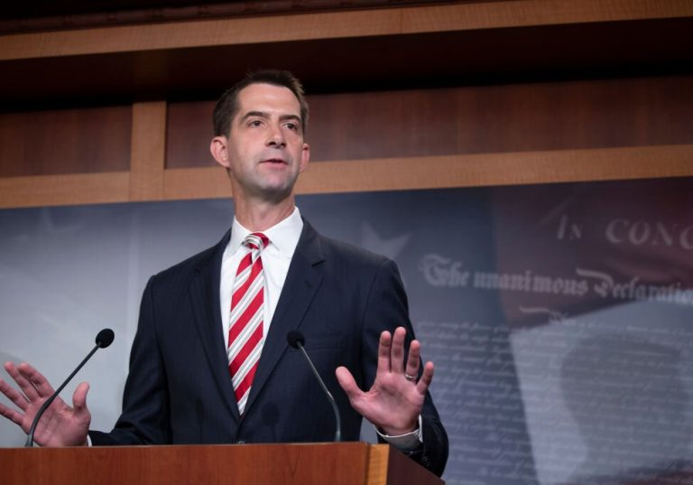 BEASTMODE: Sen. Cotton Slams AP: 'Surely These Intrepid Reporters Knew Who Their Neighbors Were'