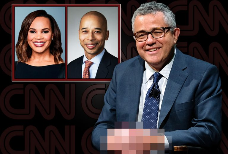 CNN Could Have Promoted a Person of Color To Replace White Masturbator Jeffrey Toobin. The Network Refused. Why?