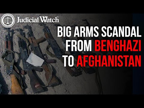 Straight Line from Benghazi to Afghanistan…