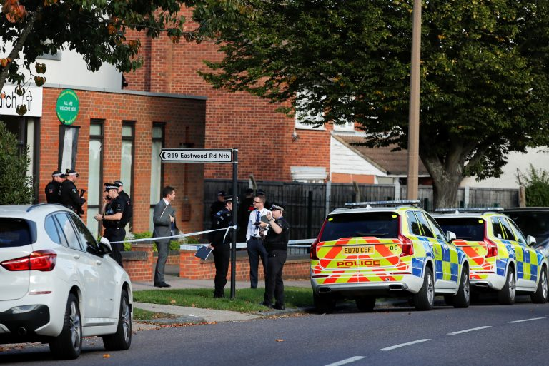 British Conservative Lawmaker Stabbed to Death in Church
