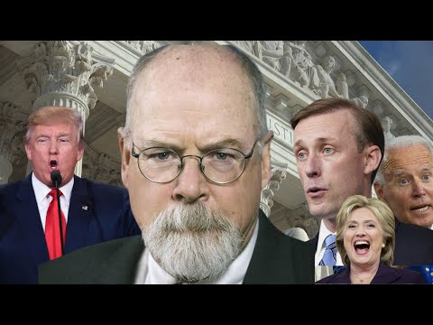 Durham Probe Funded INDEFINITELY by Taxpayers Until Special Counsel Finishes Indicting Top Officials