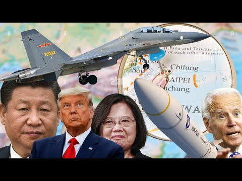 China INVADING Taiwan as Biden's Promise Reversed by His Own Administration and Press Secretary