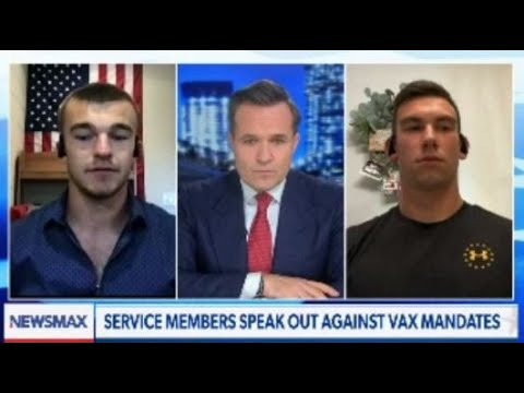 Active Duty service members had this important thing to say to Greg Kelly….