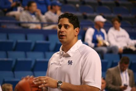 Video: Mark Krebs interviews Coach Orlando Antigua