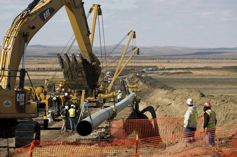 DAPL company files lawsuit to finish pipeline and bypass