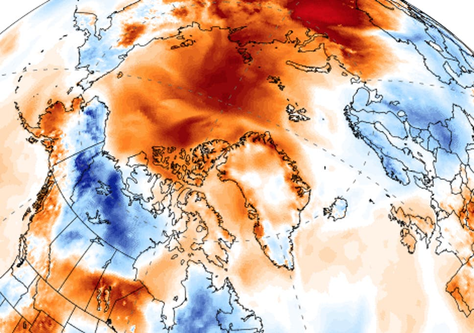 Siberian Wildfires Swell Amid Historic Heatwave