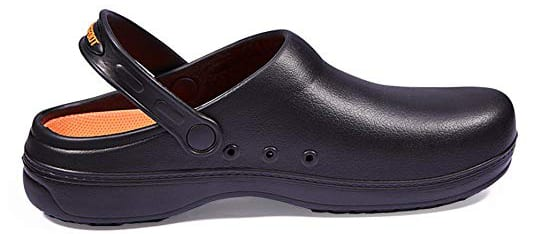 keen kitchen shoes barn doors 12 best chef even gordon ramsay will approve nationofshoes sensfoot slip resistant clogs