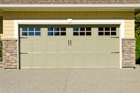 Recent Dallas Garage Door Installation Project  Nation Overhead Garage Door