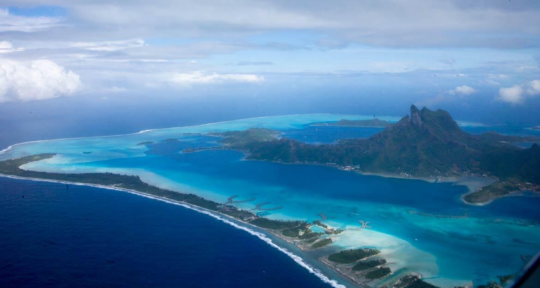 French Polynesia Society Islands Tahiti Tourism