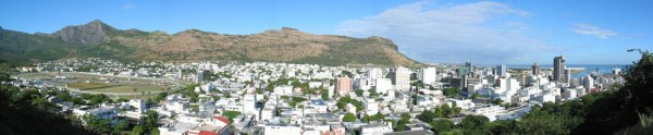 Google Map of Port Louis Mauritius Nations Online Project
