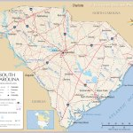 Map Of The State Of South Carolina Usa Nations Online Project