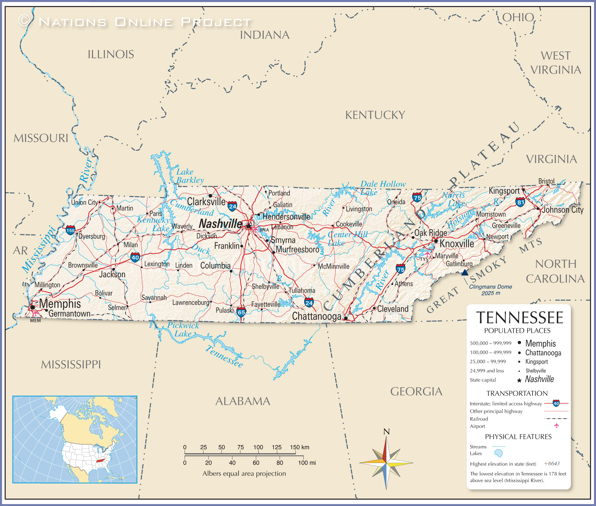 Kansas Map Counties And Major Cities