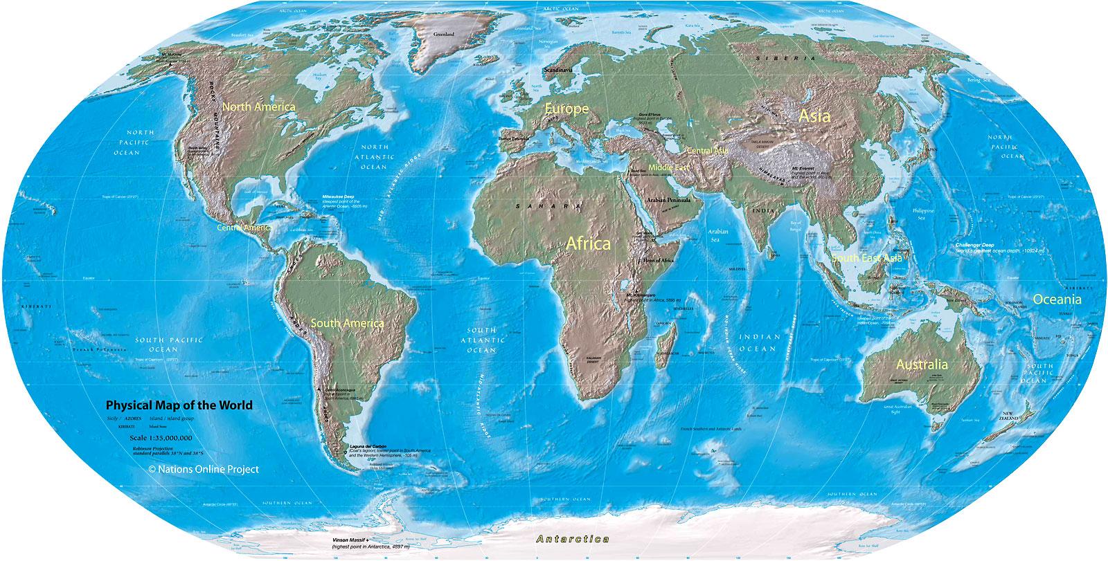 verdensdeler kart Verdensdeler | UNDERVISNING: inspirasjon, tips og idèer verdensdeler kart