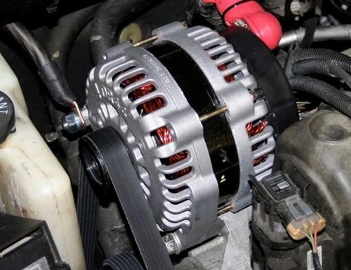 Amp Gauge Wiring Diagram For Tractor Ad 244 Workhorse Series 240 Amp Alternator 4 Pin