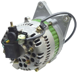 Arrowhead Alternator 40 Amp AHA0001 for Honda GL1500 Goldwing Motorcycle (ReplacesLR140708C )