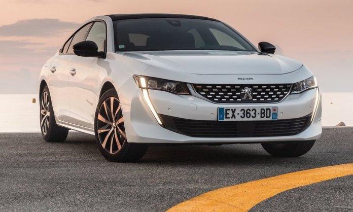 Peugeot 508 1 6 Puretech 225 Save 5 258