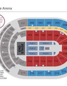 End stage seating mapg also charts nationwide arena rh nationwidearena