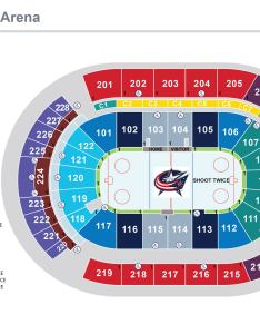 Hockey seating mapg also charts nationwide arena rh nationwidearena