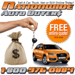 Junk My Car For Cash to Nationwide Auto Buyers