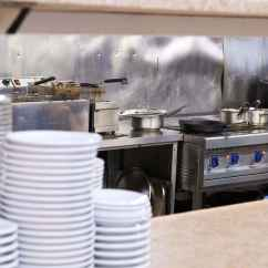 Kitchen Cleaning Services Commercial Stainless Steel Sink Ventilation