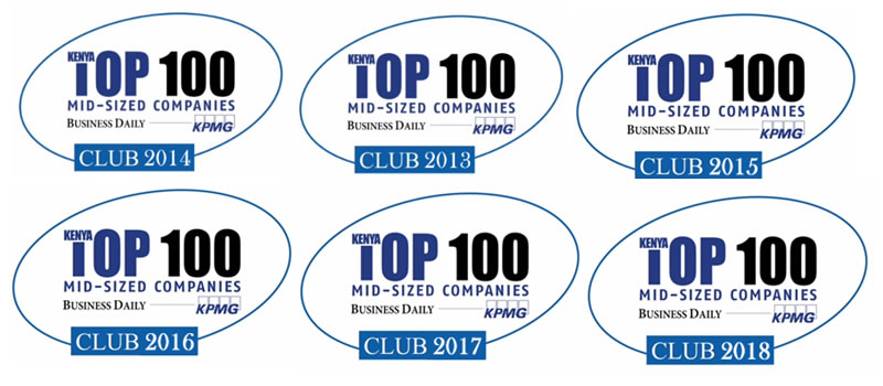 Top 100 Awards