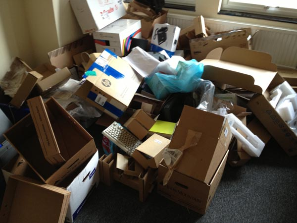 Small Office Clearance Newcastle